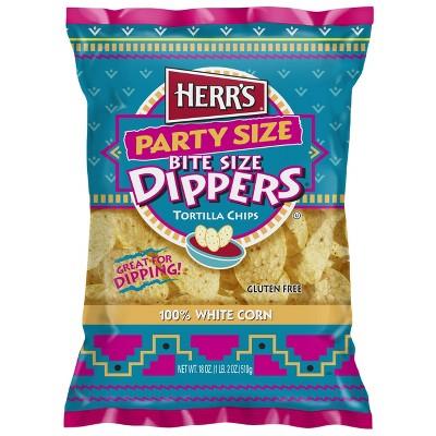 Herr's Foods Dipper Tort - 18oz