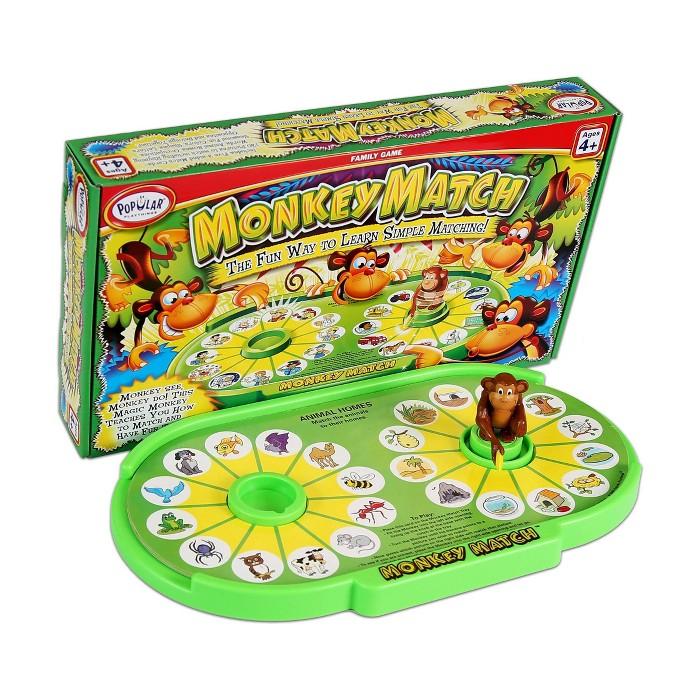 Monkey Match Game : Target