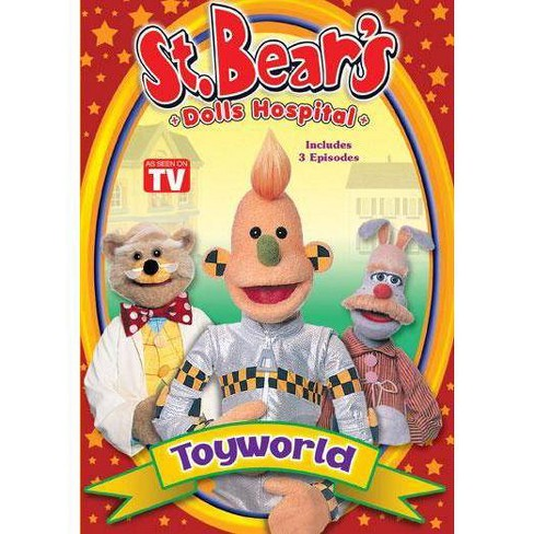 St. Bear's Dolls Hospital: Toyworld (DVD) - image 1 of 1