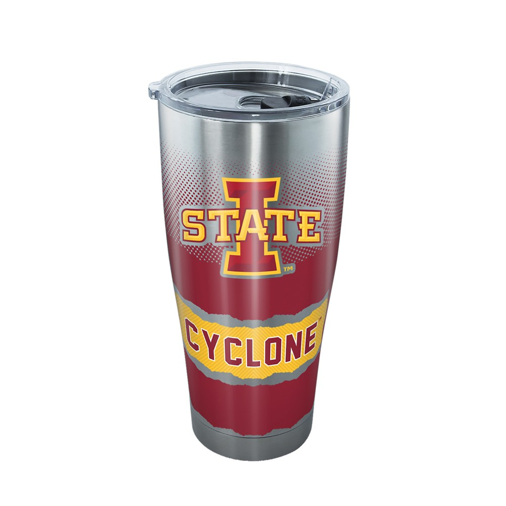 Tervis Iowa State Cyclones Knockout 30oz Stainless Steel Tumbler with lid