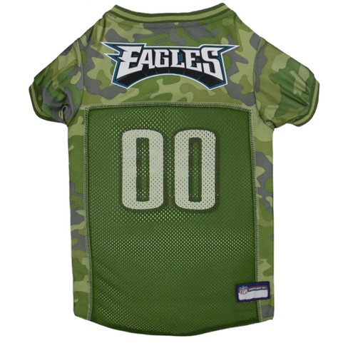 online store 46909 95825 NFL Pets First Camo Pet Football Jersey - Philadelphia Eagles