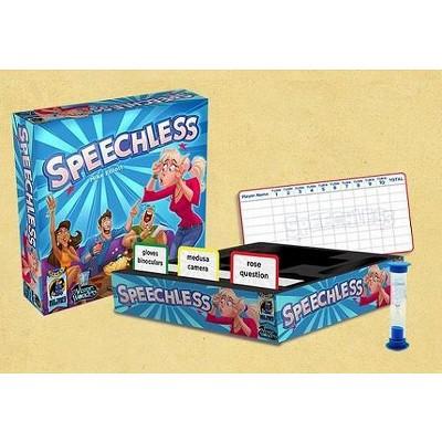 Speechless Board Game