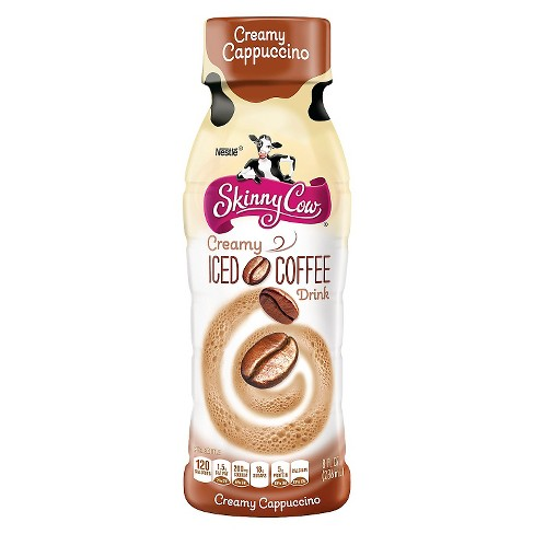 Skinny Cow Iced Coffee Cappuccino - 8 fl oz Bottle - image 1 of 2