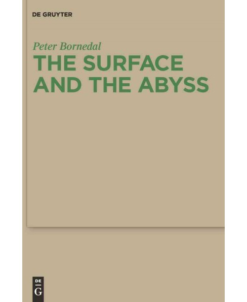 Surface and the Abyss : Nietzsche As Philosopher of Mind and Knowledge (Reprint) (Paperback) (Peter - image 1 of 1