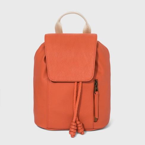 Soft Flap Mini Backpack - Universal Thread™ - image 1 of 4