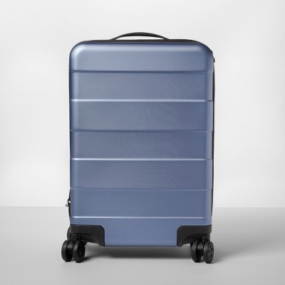 Hardside Carry On Spinner Suitcase Blue - Made By Design™