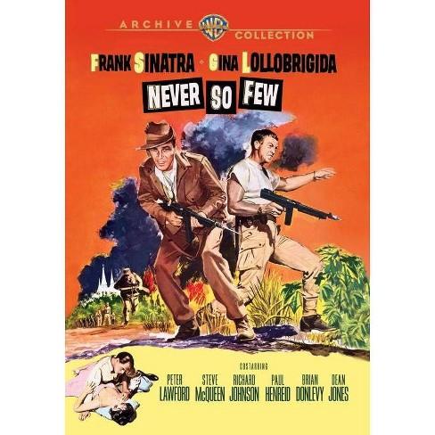 Never So Few (DVD) - image 1 of 1
