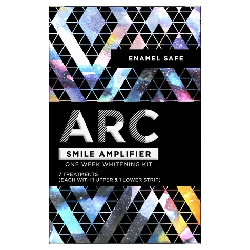 Arc Smile Amplifier Teeth Whitening Kit 7 Treatments Target