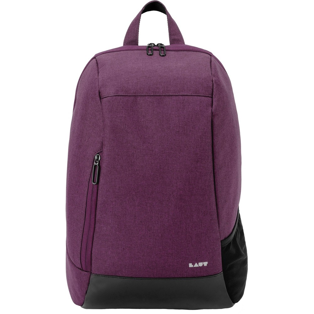 "Image of ""LAUT 18"""" Backpack - Plum Purple, Purple Purple"""