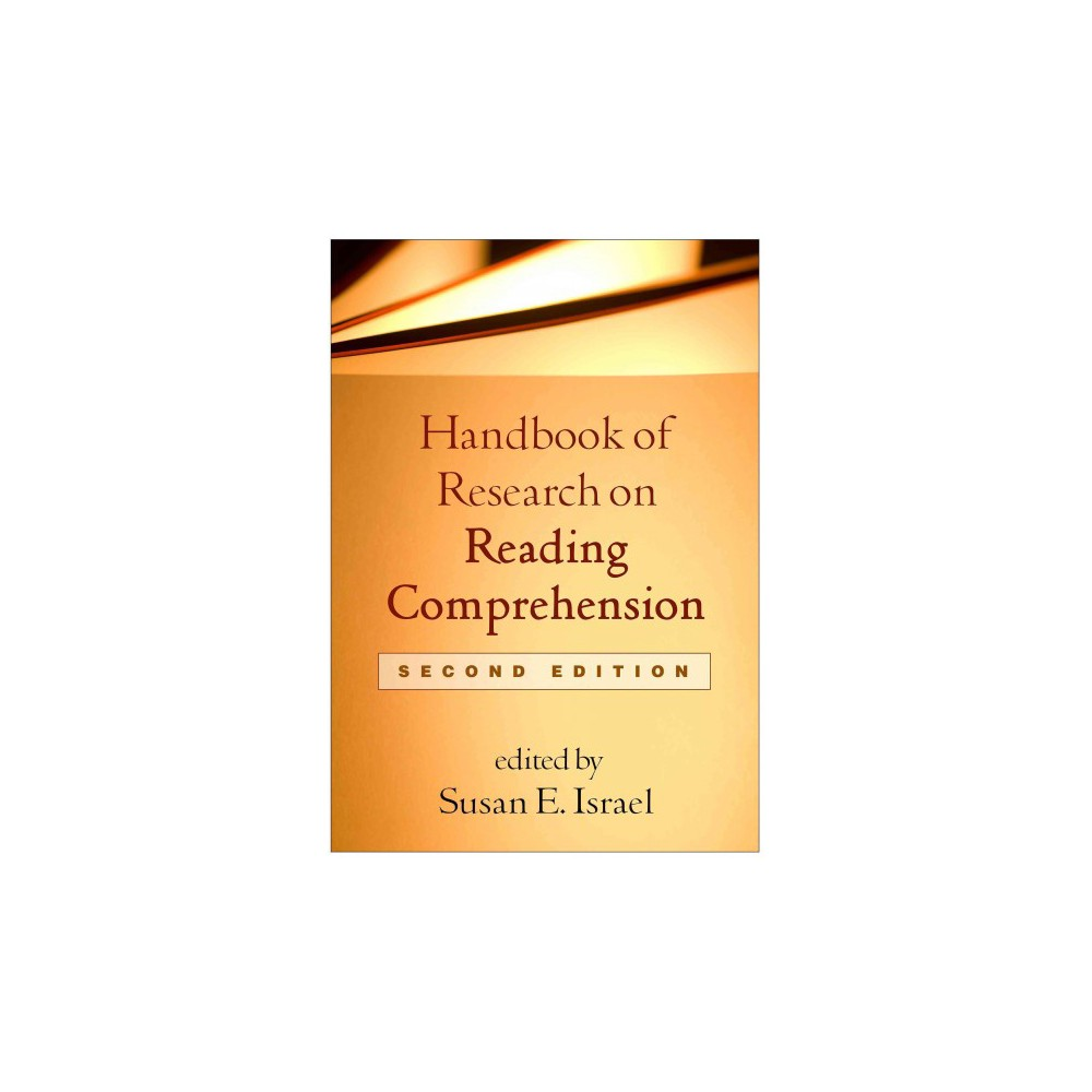Handbook of Research on Reading Comprehension (Paperback)