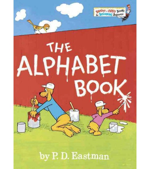 Alphabet Book (Hardcover) (P. D. Eastman) - image 1 of 1