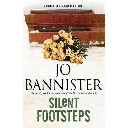 Silent Footsteps - (Ash and Best Mystery) by  Jo Bannister (Hardcover) - image 1 of 1