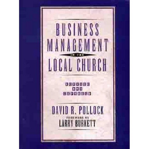 Business Management in the Local Church - by  David R Pollock (Paperback) - image 1 of 1