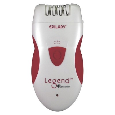 Epilady Legend 4 Full-Size Women's Rechargeable Electric Epilator - EP-810-33A