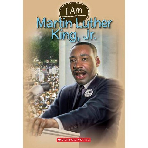I Am #4: Martin Luther King Jr. - by  Grace Norwich (Paperback) - image 1 of 1