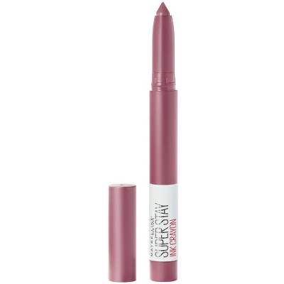 Maybelline SuperStay Ink Crayon Lipstick - 0.04oz
