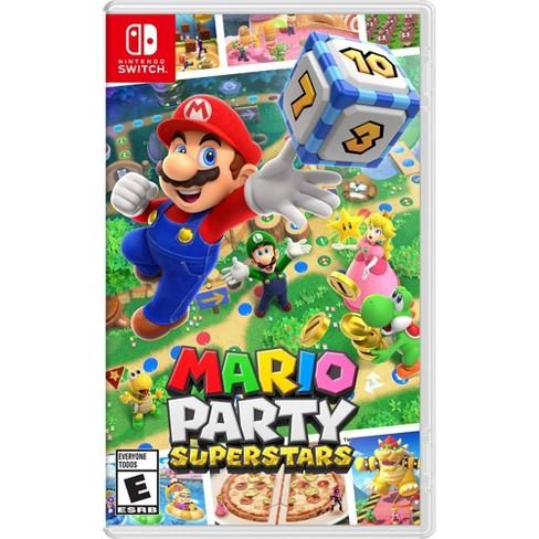 Mario Party Superstars - Nintendo Switch - image 1 of 4
