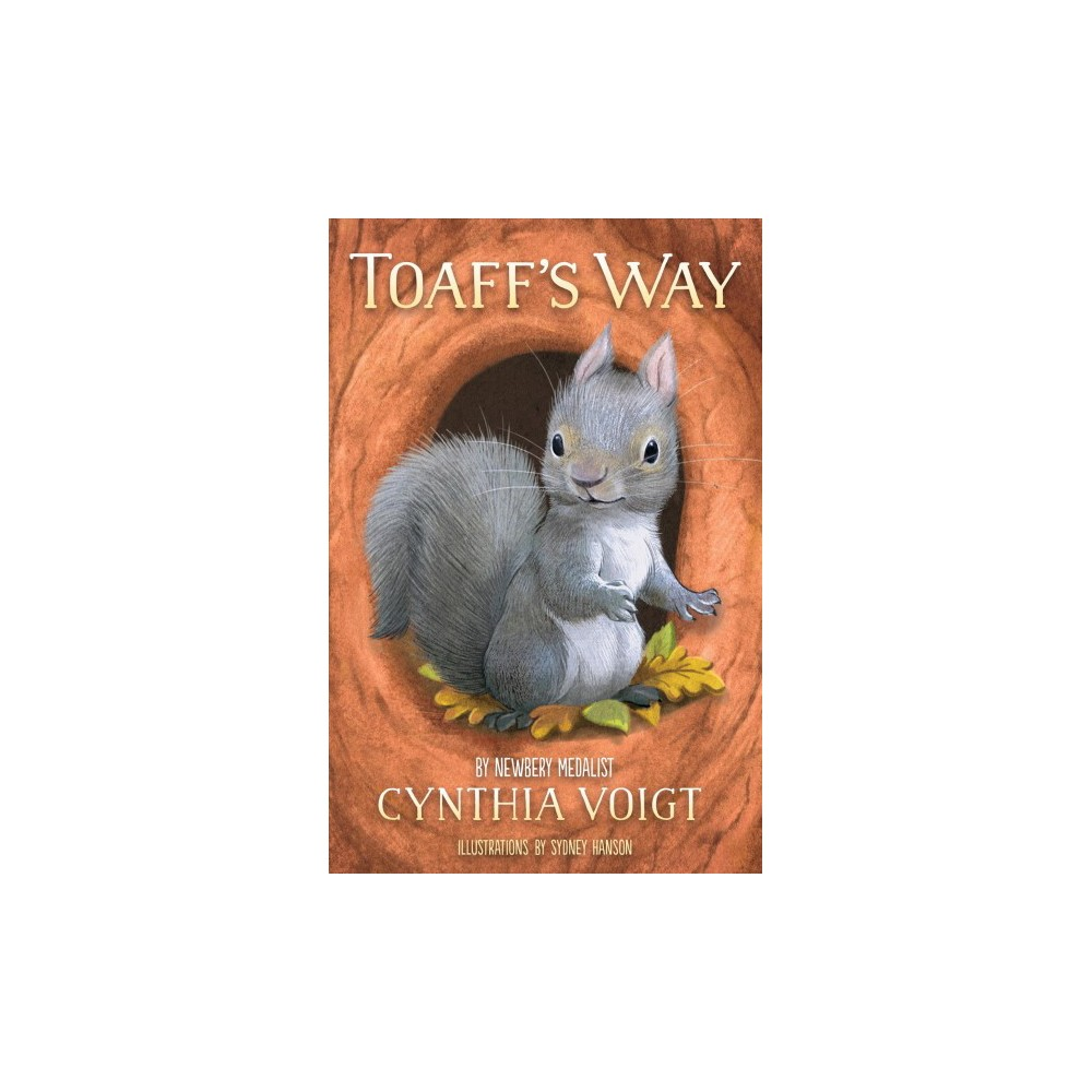 Toaff's Way - by Cynthia Voigt (Hardcover)