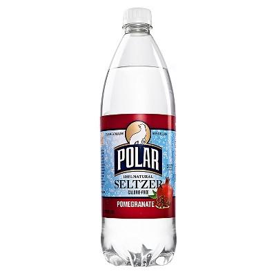 Polar Pomegranate Seltzer - 1 L Bottle