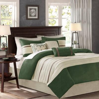 Dakota Microsuede Comforter Set