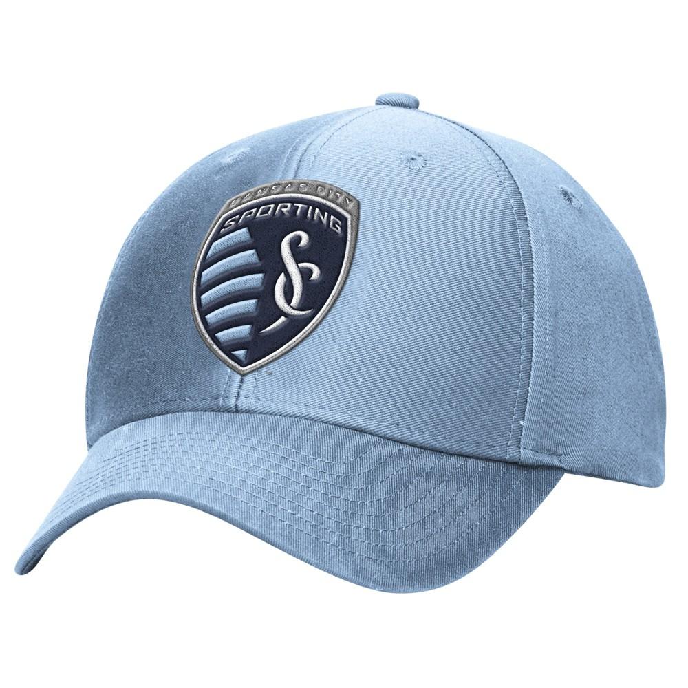 Mls Men's Core Structured Hat Sporting Kansas City