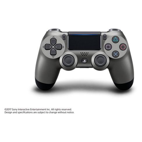 DualShock 4 Wireless Controller - Steel Black PlayStation 4 - image 1 of 4