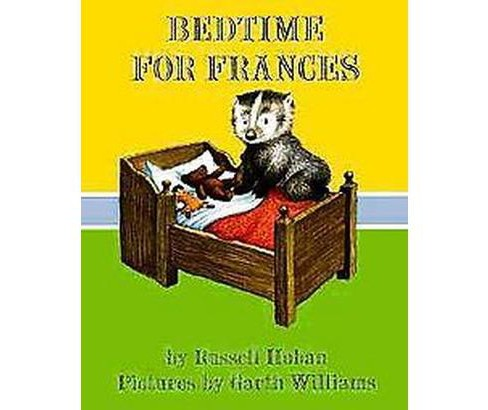 Bedtime for Frances (Reprint) (Hardcover) (Russell Hoban) - image 1 of 1