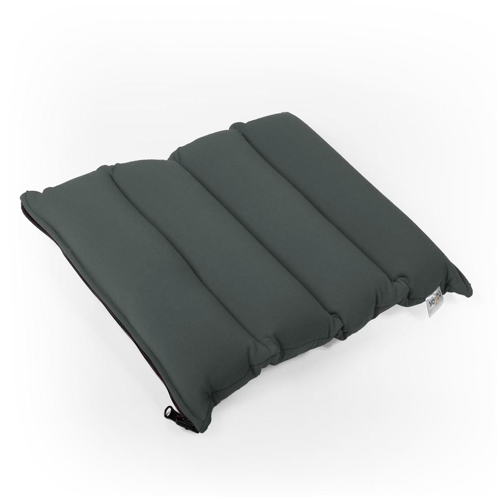 Zipparoll Travel Pillow - Gray