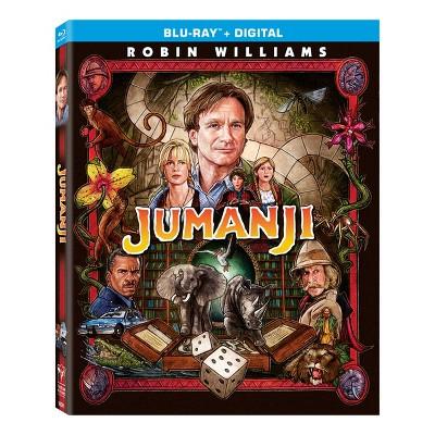 Jumanji (1995)(Blu-ray)