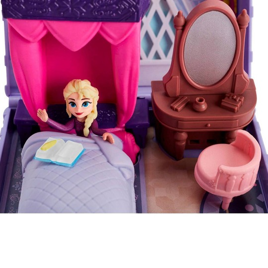Disney Frozen 2 Pop Adventures Elsa's Bedroom Pop-up Playset image number null