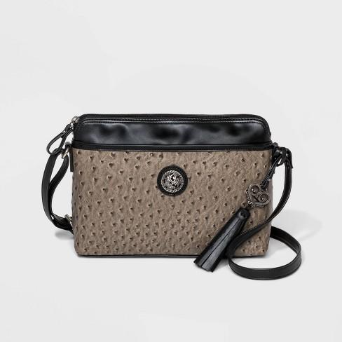 Bueno Mini Tote Handbag - Deep Taupe - image 1 of 4