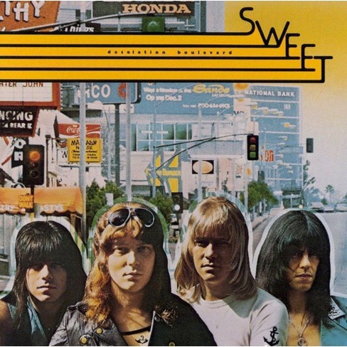 Sweet - Desolation Boulevard (CD) - image 1 of 3