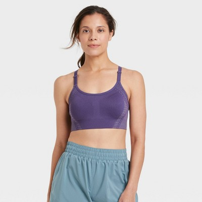 Women's High Support Seamless Bonded Bra - All in Motion™