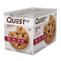 Quest Protein Cookie - Chocolate Chip