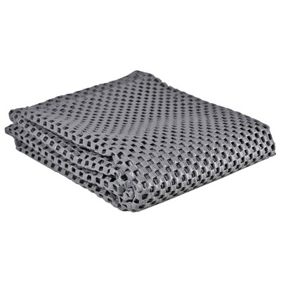 Seattle Sports 035315 Sherpak SuperMat Heavy Duty Textured Non Slip Vehicle Car Top Roof Protective Mat Pad, 45 Inches Long and 38 Inches Wide, Gray