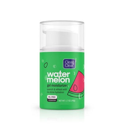 Clean & Clear Watermelon Gel Moisturizer - 1.7 fl oz