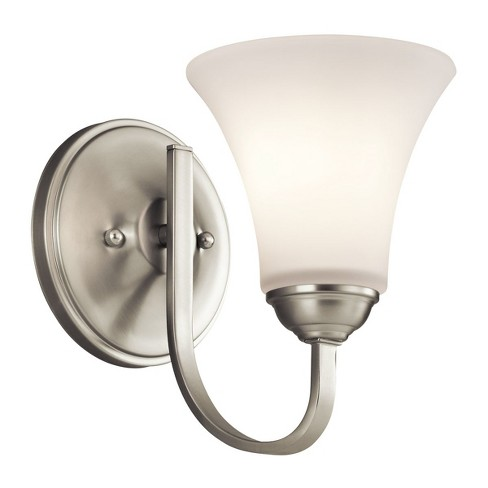 Kichler 45504 1-Bulb Wall Sconce from the Keiran Collection - image 1 of 1