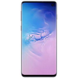 "Samsung S10 128GB 8GB RAM 6.1"" Dual Sim 16.0 MP GSM Unlocked Smartphone - Prism Blue"