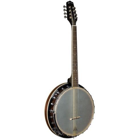 Gold Tone Octajo Octave Mandolin Banjo Vintage Brown - image 1 of 2