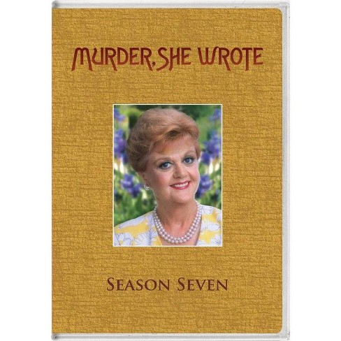 Murder She Wrote The Complete Seventh Season Dvd Target