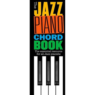 Music Sales The Jazz Piano Chord Book