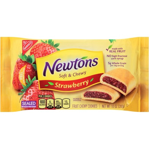 Newtons Strawberry Fruit Chewy Cookies - 10oz - image 1 of 1