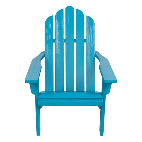 Marina II Adirondack Chair with HYDRO-TEX™ finish - Shine Company Inc. - image 1 of 4