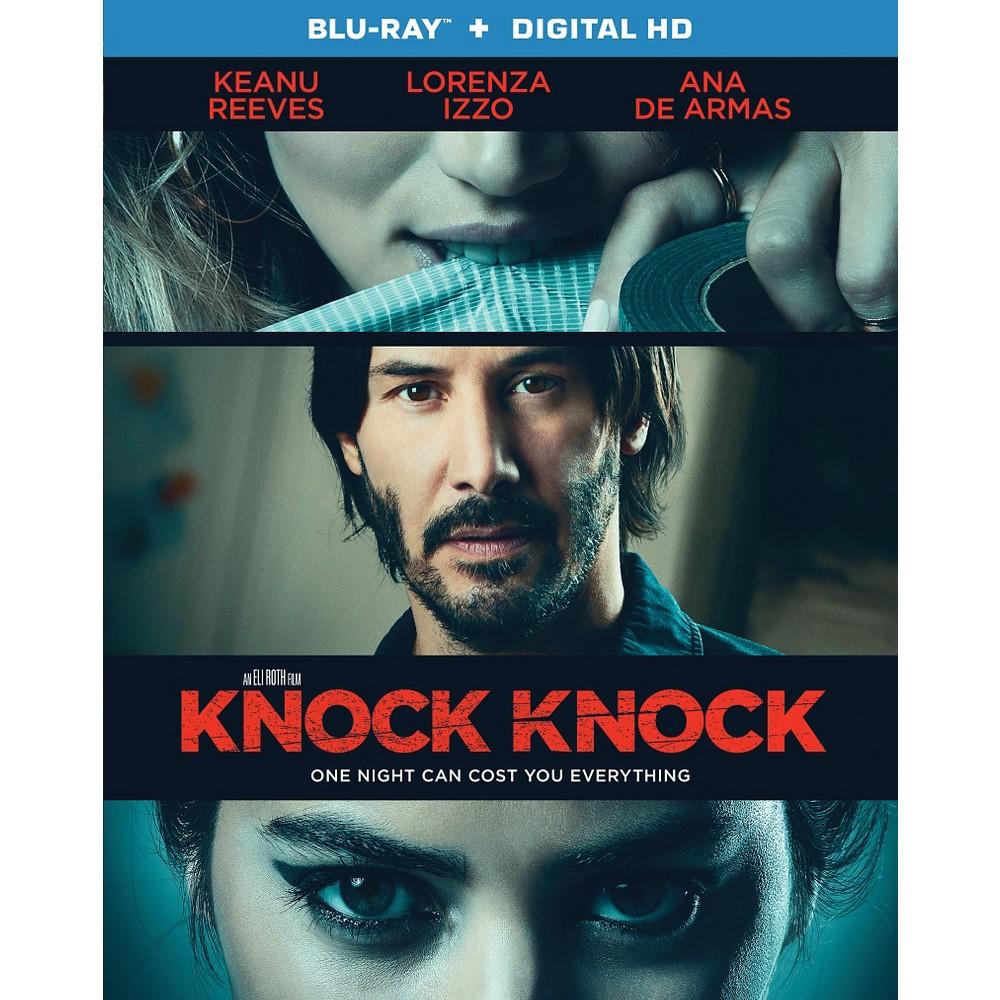 Knock Knock (Blu-ray), Movies