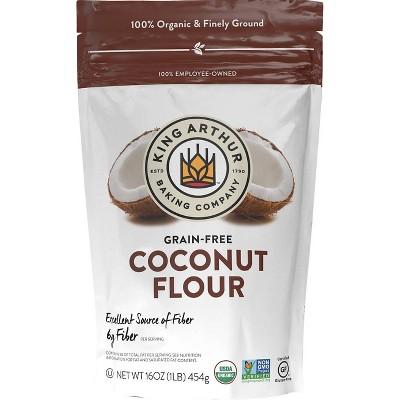 King Arthur Gluten & Grain Free Coconut Flour - 16oz