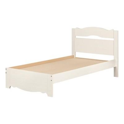 Lyara Bed Set White Wash - South Shore