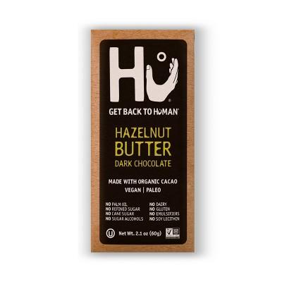 Hu Hazelnut Butter Dark Chocolate - 2.1oz
