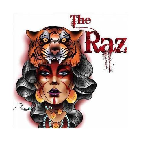 Raz - Raz (CD) - image 1 of 1