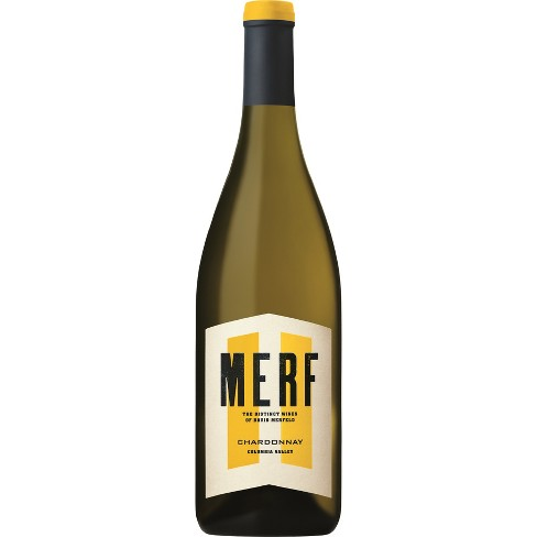 Merf Chardonnay White Wine - 750ml Bottle - image 1 of 4