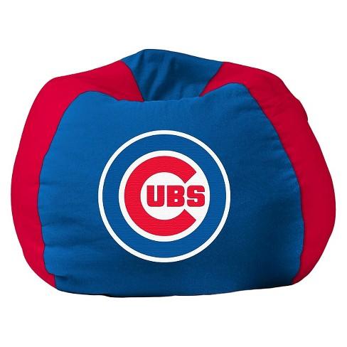 Chicago Cubs Northwest Bean Bag Chair   Target 14b0dae52101